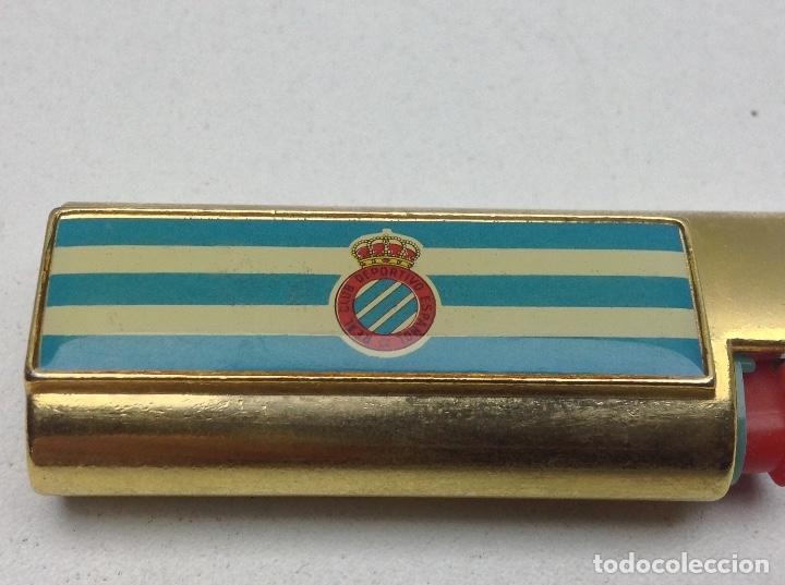 Mecheros: FUNDA MECHERO BIC - NO CLIPPER - FUTBOL REAL CLUB DEPOTIVO ESPAÑOL - Foto 5 - 175586002