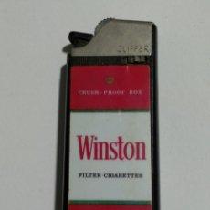 Mecheros: ANTIGUO CLIPPER KING WINSTON. Lote 175635308
