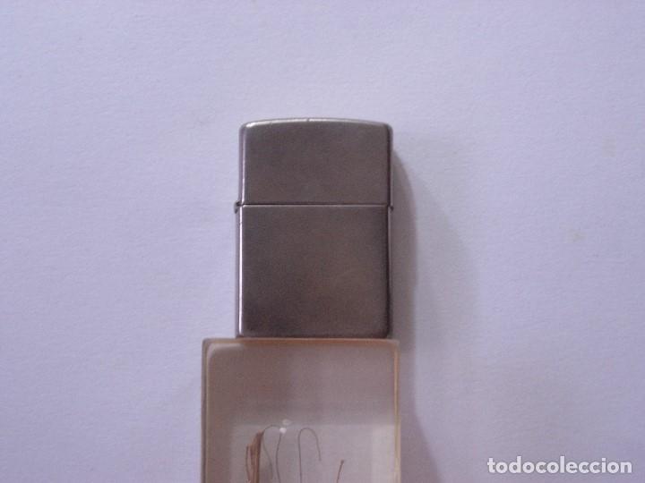 ZIPPO SILVER PLATE / ZIPPO (Coleccionismo - Objetos para Fumar - Mecheros)