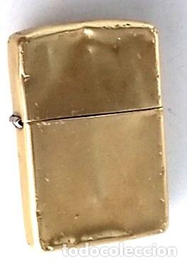 MECHERO ZIPPO, ORIGINAL DE USA, FUNCIONA (Coleccionismo - Objetos para Fumar - Mecheros)