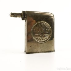Mecheros: POCKET LIGHTER FILLER - METAL CROMADO - DEPOSE, FRANCIA PRINCIPIOS S.XX. Lote 178991998