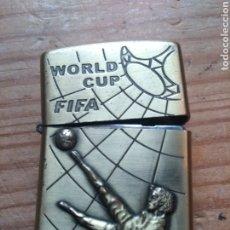 Mecheros: MECHERO GASOLINA MUNDIAL 2006 FIFA LEER ANTES DE COMPRAR. Lote 179134803