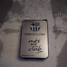 Mecheros: MECHERO MARCA CHAMP DEL F.C. BARCELONA. MÉS QUE UN CLUB. GAS. Lote 179541495