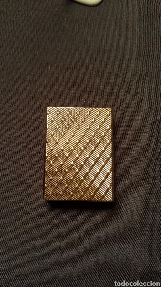 Mecheros: Mechero dupont oro 20 micras..1978 - Foto 9 - 180273245