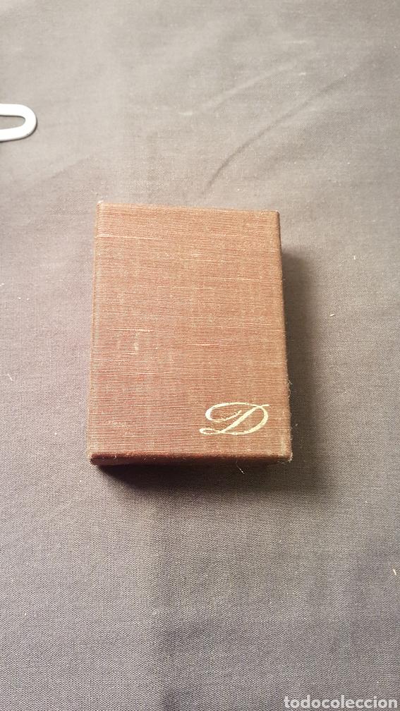 MECHERO DUPONT ORO 20 MICRAS..1978 (Coleccionismo - Objetos para Fumar - Mecheros)