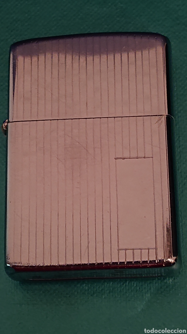 MECHERO ZIPPO BRADFORD PA, USA (Coleccionismo - Objetos para Fumar - Mecheros)