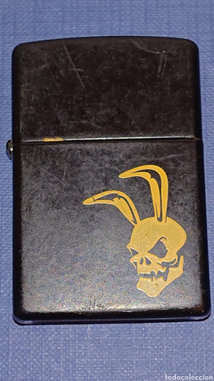 MECHERO ZIPPO 10 BRADFORD PA USA NEGRO (Coleccionismo - Objetos para Fumar - Mecheros)
