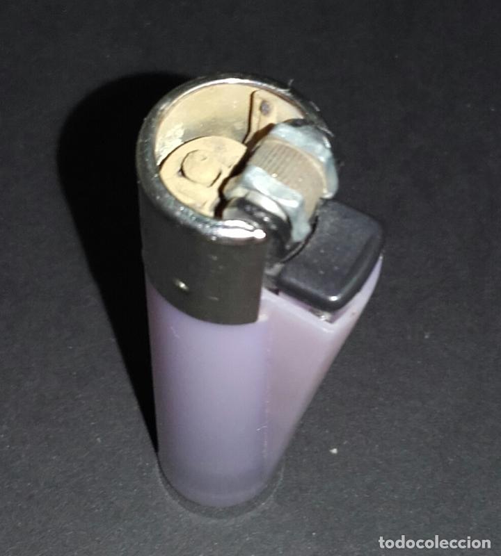Mecheros: Mechero CLIPPER, lila claro - Foto 3 - 182675596