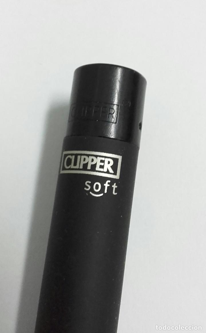 Mecheros: MECHERO CLIPPER SOFT, NEGRO OPACO - Foto 2 - 182676177