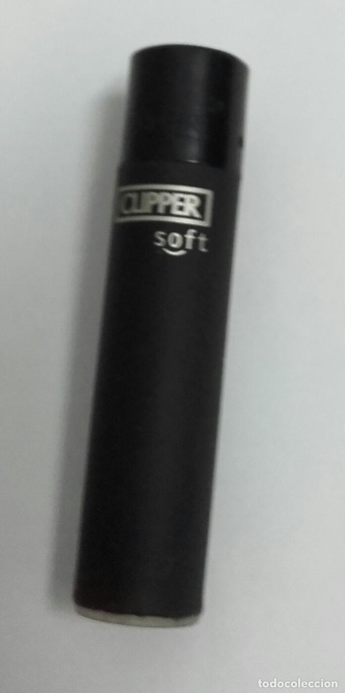 Mecheros: MECHERO CLIPPER SOFT, NEGRO OPACO - Foto 3 - 182676177