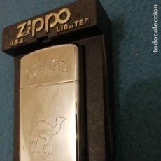 Mecheros: MECHERO ZIPPO - CAMEL. Lote 183621905