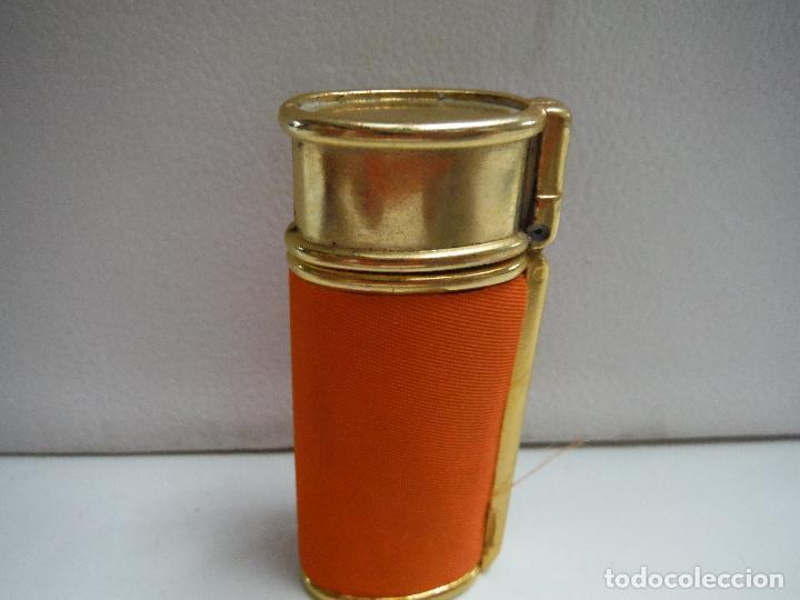 FUNDA MECHERO (Coleccionismo - Objetos para Fumar - Mecheros)