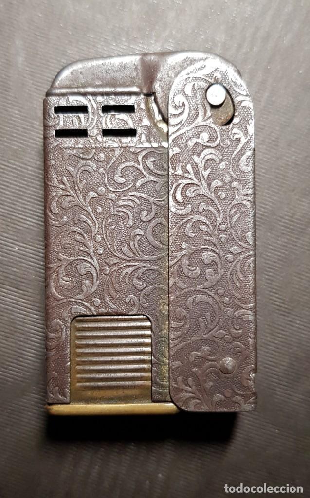 Mecheros: REGENS Encendedor mechero de gasolina vintage Estados Unidos muy antiguo - Foto 10 - 191143096
