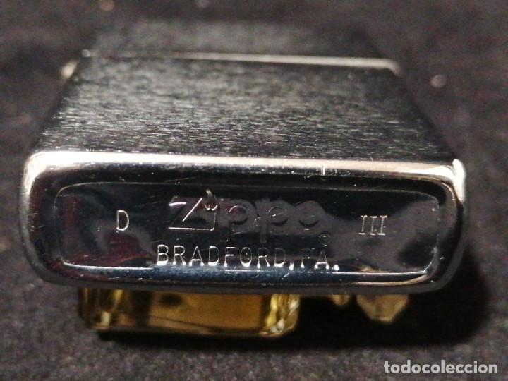Mecheros: Mechero Zippo de los 80 3 barras - Foto 4 - 191392365