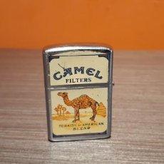 Briquets: MECHERO TIPO ZIPPO PUBLICIDAD CAMEL. Lote 192880361