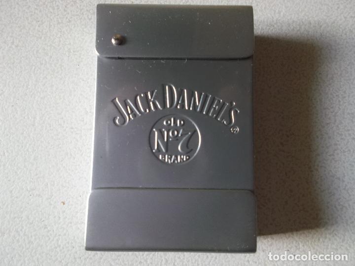 JACK DANIELS, N7 MECHERO ELECTRONICO ESPECIAL COLECCIONISTAS (Coleccionismo - Objetos para Fumar - Mecheros)
