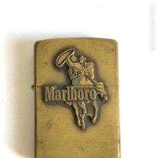 Mecheros: MECHERO VINTAGE ZIPPO MARLBORO BRADFORD.PA. MADE IN U.S.A. Lote 194596436
