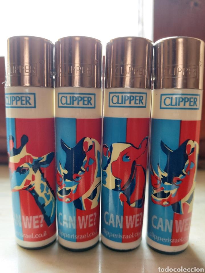 CLIPPER ISRAEL (Coleccionismo - Objetos para Fumar - Mecheros)