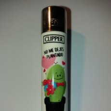 Mecheros: CLIPPER - NO ME DEJES PLANTADO.. Lote 195382168