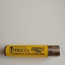 Mecheros: C-LL43 MECHERO ANTIGUO RETRO CLIPPER AMARILLO VERMALU . Lote 197115055