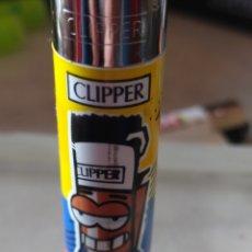 Mecheros: CLIPPER NEGRITO MUNDIAL. NO VISTO EN TC . NUEVO. Lote 198399353