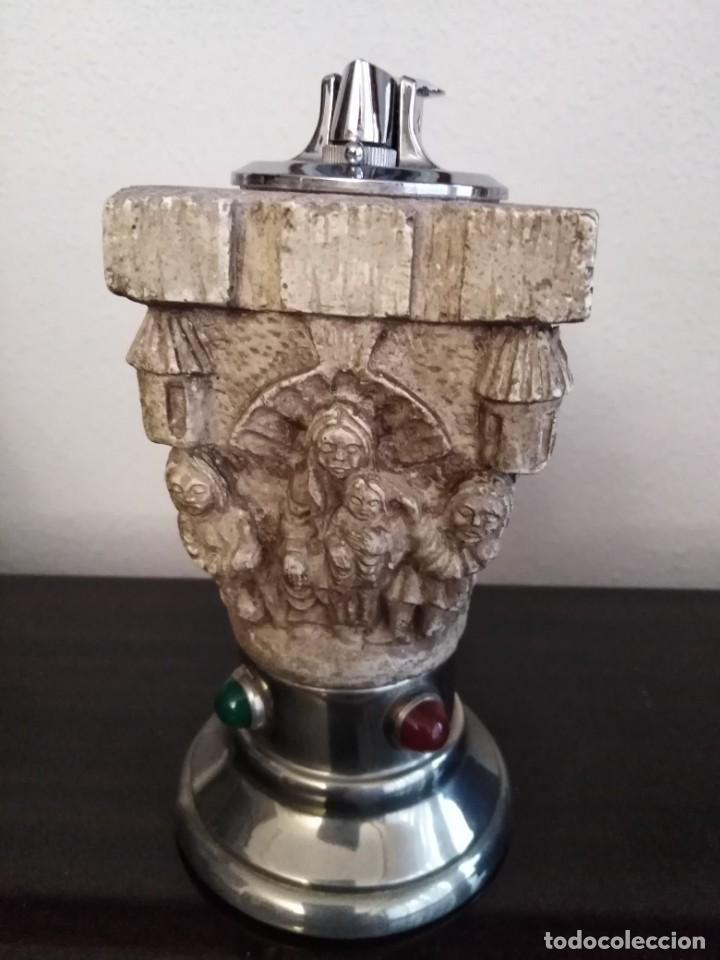 Mecheros: Mechero antiguo sobremesa Ronson - Foto 4 - 199430353