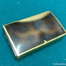 Mecheros: MECHERO ANTIGUO - FLAMINAIRE PARIS - LACADO 3.5X5.2CM. Lote 203577731