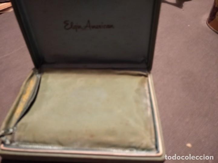 Mecheros: Antigua pitillera mechero elgin american años 60 - Foto 5 - 205197036