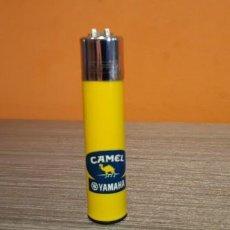 Isqueiros: CLIPPER PUBLICIDAD TABACO CAMEL YAMAHA. Lote 205283506