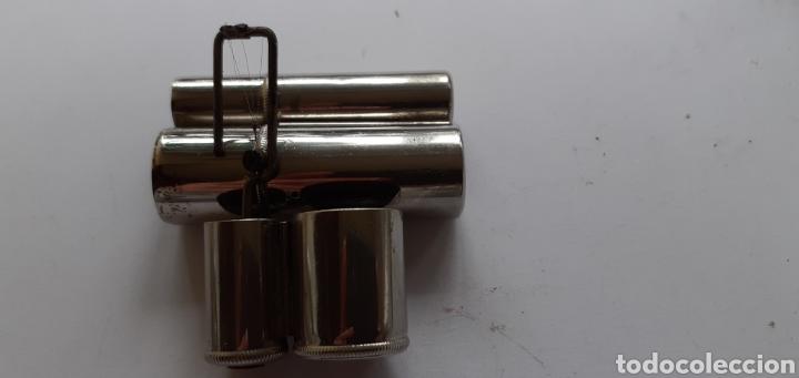 MECHERO DE METANOL CON HILOS DE PLATINO. PERFECTO ESTADO. (Coleccionismo - Objetos para Fumar - Mecheros)