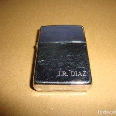 Mecheros: MECHERO ZIPPO K VII J. R. DIAZ. Lote 206790080