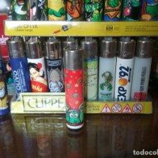 Mecheros: MECHERO/ENCENDEDOR CLIPPER LIGHTER LOS COGOLLITOS EN EL ESPACIO... Lote 207613911