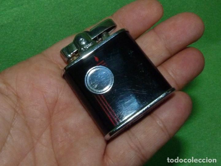 Mecheros: Elegante encendedor RONSON VIKING mechero vintage años 50 caja funda original colección - Foto 2 - 214577935