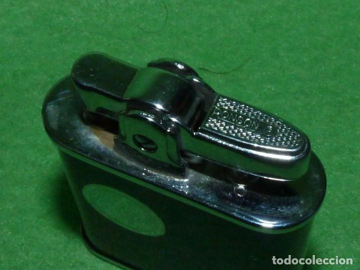 Mecheros: Elegante encendedor RONSON VIKING mechero vintage años 50 caja funda original colección - Foto 10 - 214577935