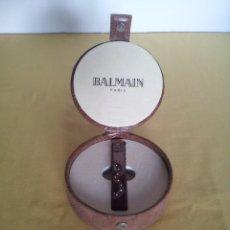 Mecheros: ENCENDEDOR BALMAIN PARIS - CAJA ORIGINAL. Lote 214835962