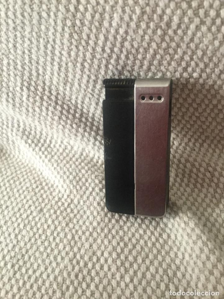 MECHERO DE GAS HECHO EN IRLANDA (Coleccionismo - Objetos para Fumar - Mecheros)
