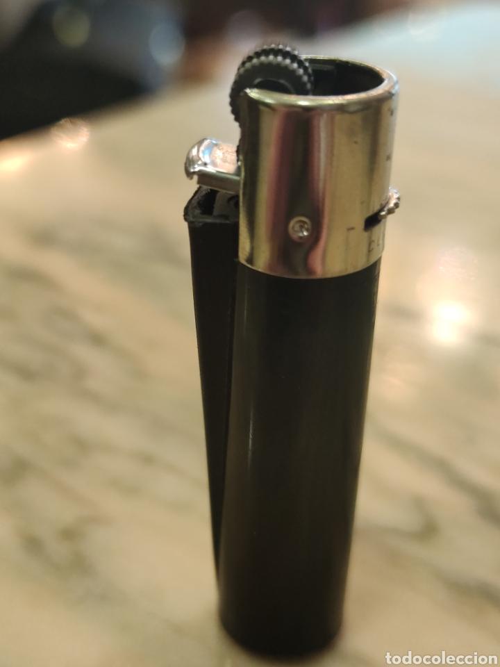 Mecheros: Clipper negro regulable 6 dientes - Foto 3 - 220079538
