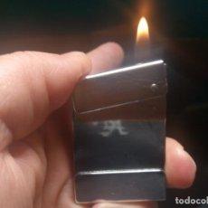 Mecheros: MECHERO REINOLDS ELECTRONICO PLATEADO FUNCIONANDO. Lote 220833652
