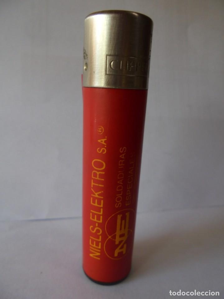 Mecheros: magnifico antiguo clipper niels-elektro,soldaduras especiales barcelona - Foto 2 - 220851013