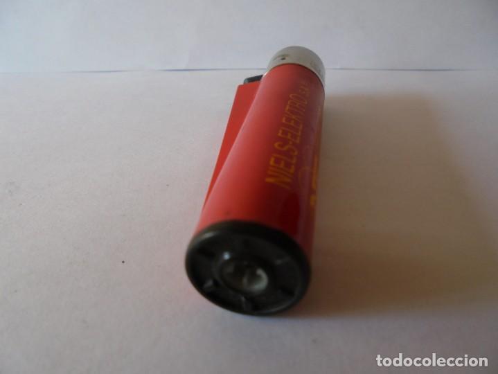 Mecheros: magnifico antiguo clipper niels-elektro,soldaduras especiales barcelona - Foto 5 - 220851013