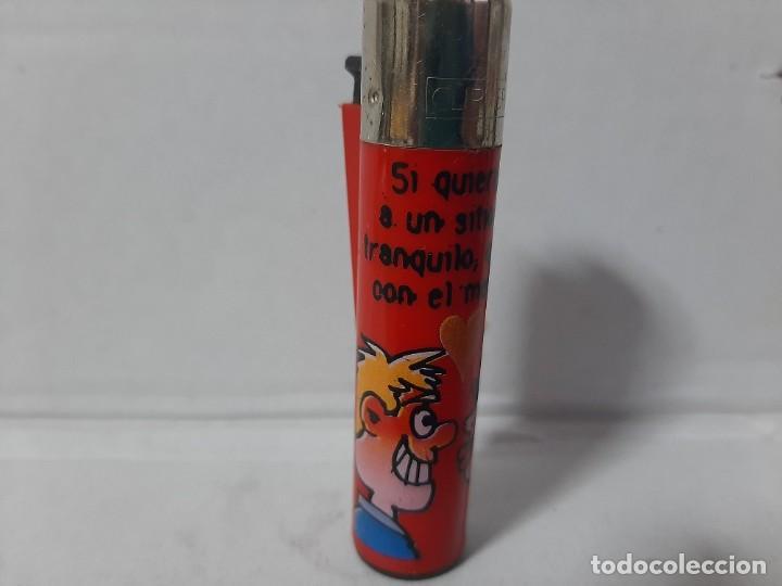 Mecheros: Mechero clipper, rascador redondo - Foto 2 - 225947376