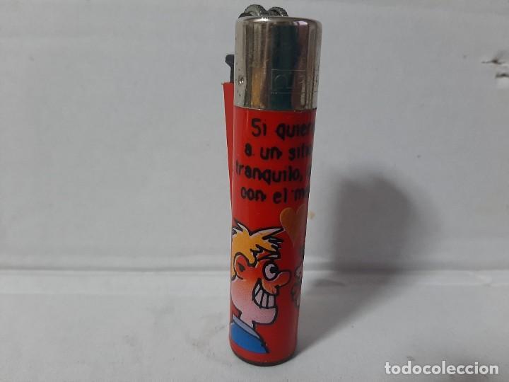 Mecheros: Mechero clipper, rascador redondo - Foto 3 - 225947376