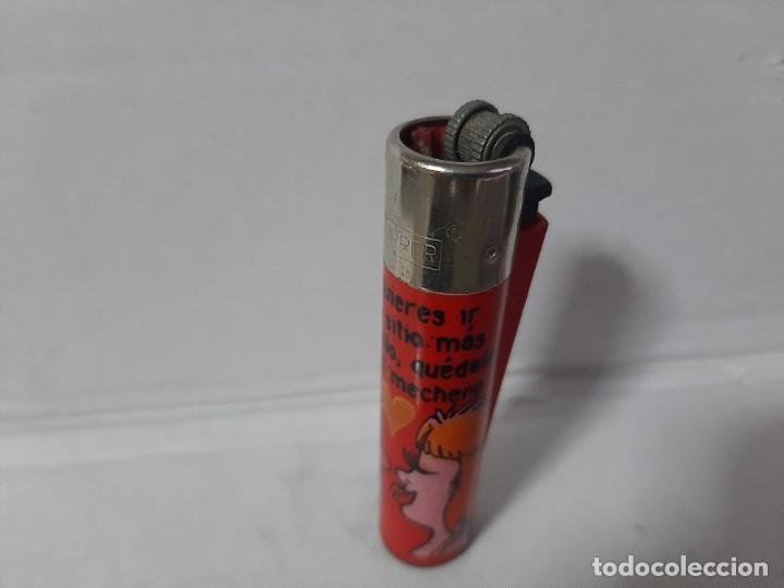 Mecheros: Mechero clipper, rascador redondo - Foto 5 - 225947376