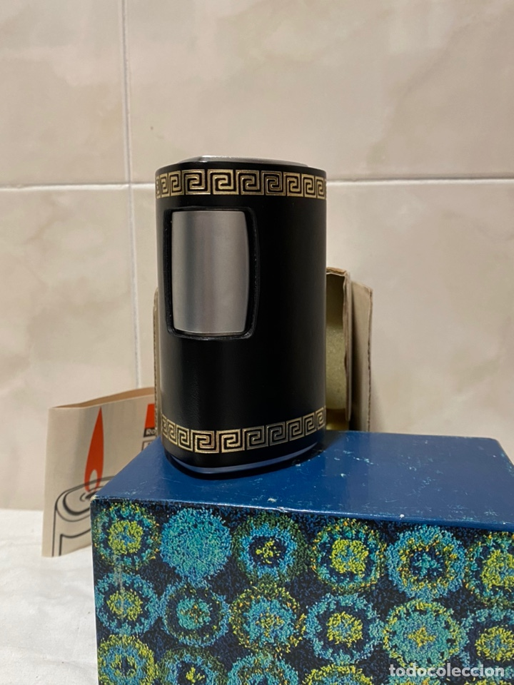 Mecheros: Antiguo merchero de sobremesa rowenta con caja original -móndelo ro456 - Foto 4 - 234419955