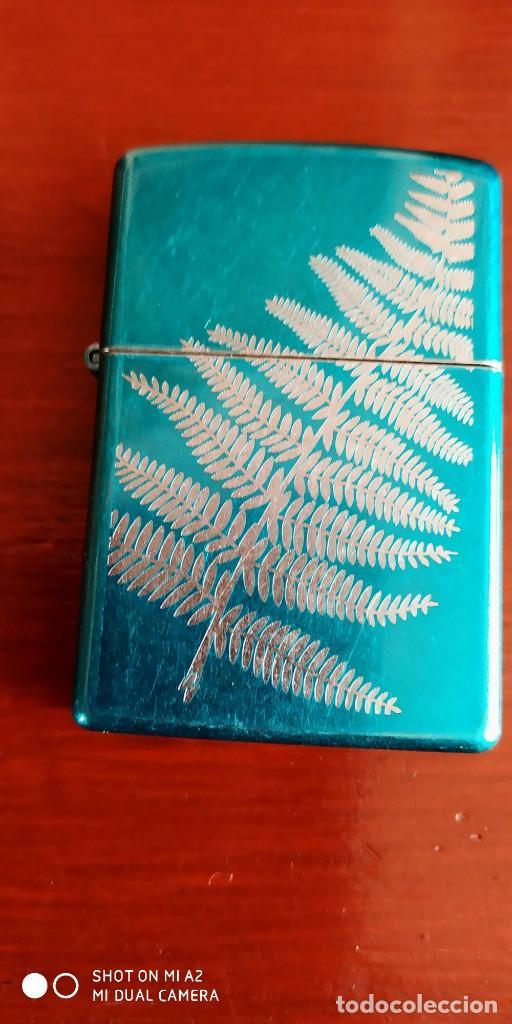 MECHERO ZIPPO . ORIGINAL (Coleccionismo - Objetos para Fumar - Mecheros)