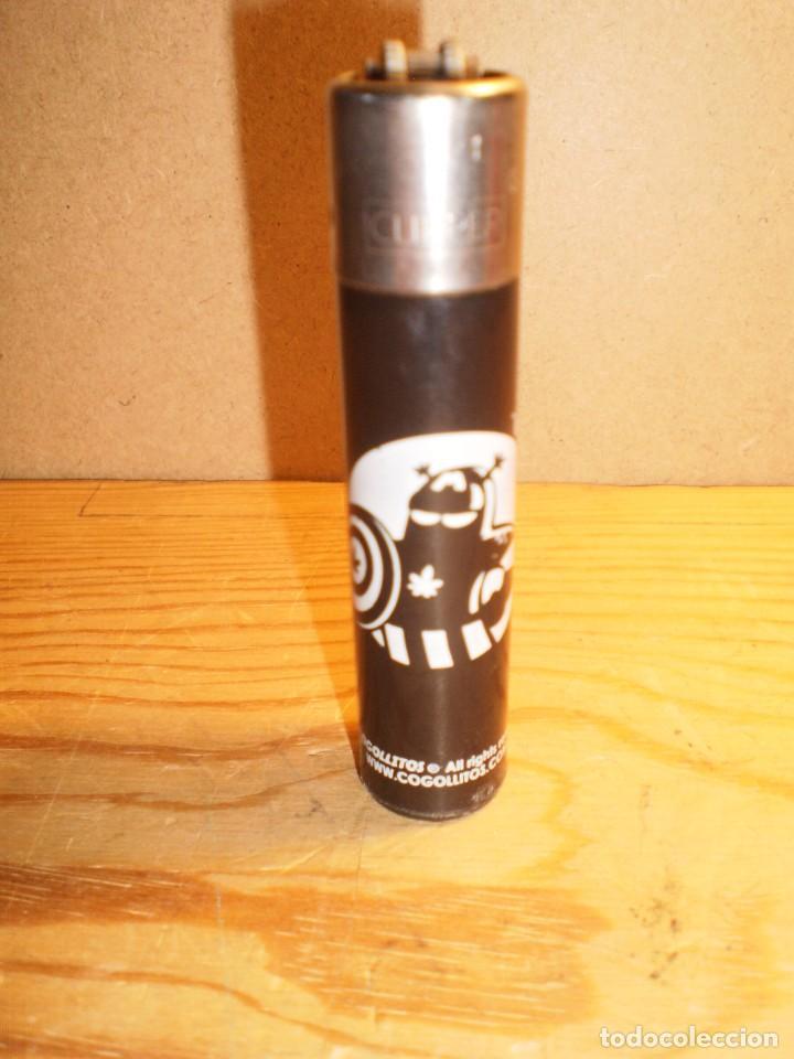 CLIPPER LOS COGOLLITOS (Coleccionismo - Objetos para Fumar - Mecheros)