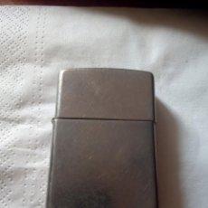 Mecheros: ZIPPO SILVER PLATE BRADFORD USA / ZIPPO. Lote 245560495