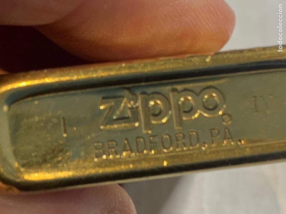 Mecheros: Mechero ZIPPO Dorado - Brasford PA - Foto 8 - 247314325