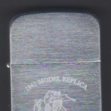 Mecheros: ENCENDEDOR ZIPPO - MODELO REPLICA DE 1941. Lote 247482740