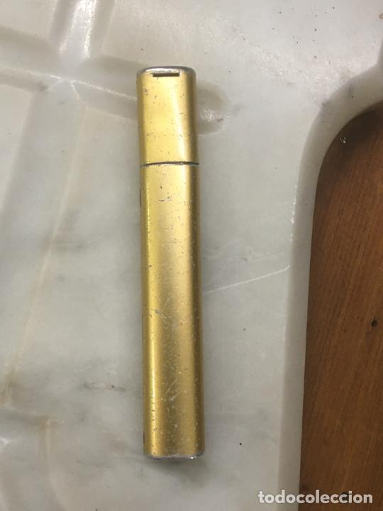 Mecheros: Mechero publicitario cigarrillos Camel filters, metálico, mide 8 cms. lleva piedra, no tiene gas. - Foto 7 - 254306075